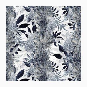 Papier Peint Kimolia Bleu Océan par 17 Patterns