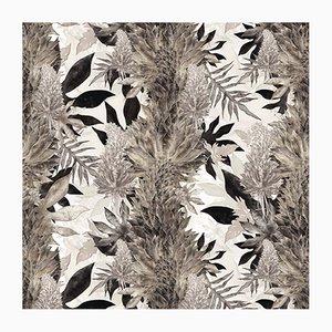 Papier Peint Kimolia Tabacco par 17 Patterns