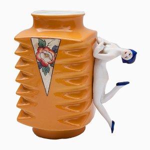 Petit Vase Triangolo de PiattoUnico