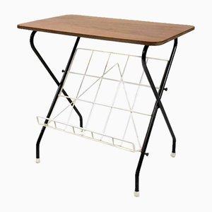 Teak Side Table, 1950s