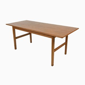 Vintage Model Hellas Teak Coffee Table by Engström & Myrstrand for Tingströms, 1960s