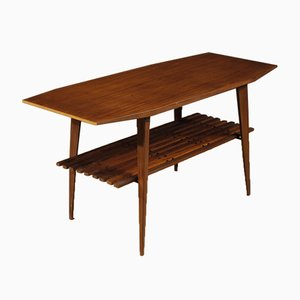 Italian Teak Coffee Table