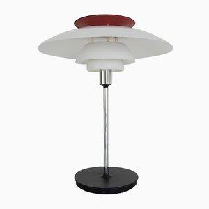 Lámpara de mesa PH80 vintage de Poul Henningsen para Louis Poulsen