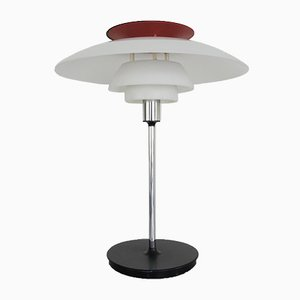 Vintage PH80 Table Lamp by Poul Henningsen for Louis Poulsen