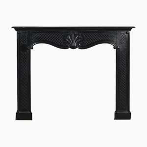 Wooden Fireplace Surround, 1920s