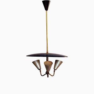 Lámpara de araña articulada, años 50