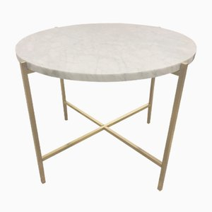 Single S50 Coffee Table from GO.OUD - furniture of brass