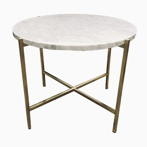 Single S40 Coffee Table from GO.OUD - furniture of brass
