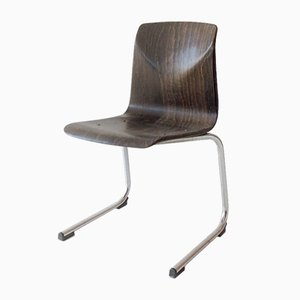 Chaise Empilable Mid-Century de Thur op Seat