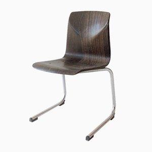 Stapelbarer Mid-Century Stuhl von Thur op Seat
