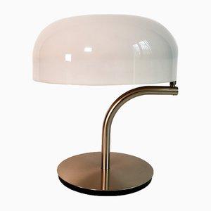 Lámpara de mesa de Giotto Stoppino para Valenti Luce, años 70