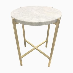 Single Side Table from GO.OUD - furniture of brass