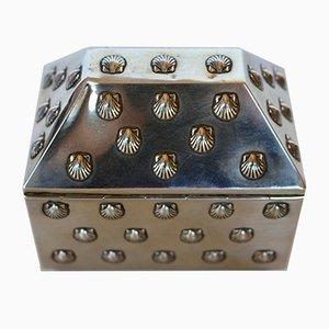 Vintage Silver Box by Vilanova