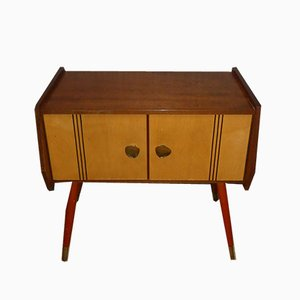 Small Cabinet on Stand, 1960s