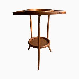 Antiker Gartentisch von Gebrüder Thonet