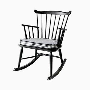Rocking Chair, Danemark, 1960s