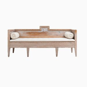 18th-Century Gustavian Swedish Daybed
