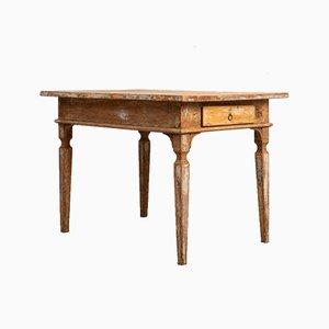 Tavolo in stile gustaviano, XIX secolo