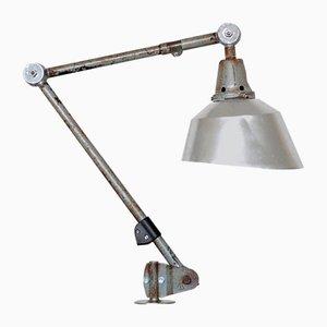 Lámpara de mesa de taller R2 de Curt Fischer para Midgard, años 50