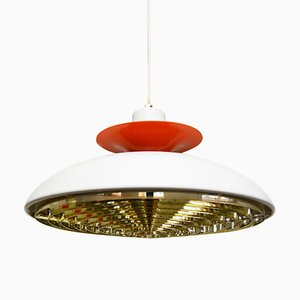Vintage Swedish Pendant Lamp from Belid Varberg, 1970s