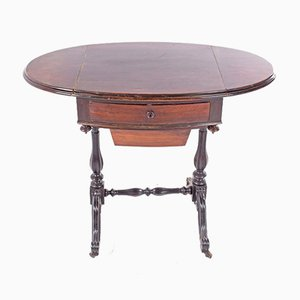 Antique English Sewing Table