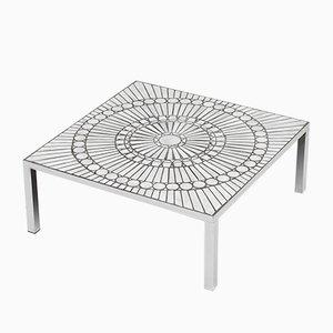 G58 Ceramic Coffee Table by Lutgard De Meyer, 1970s