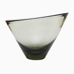 Vintage Model Thule Bowl by Per Lütken for Holmegaard Glasvæerk, 1960s