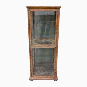 Antique Vitrine Cabinet
