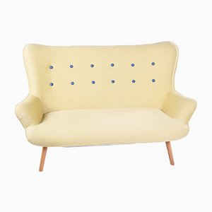 Vintage Sofa with Beech Frame