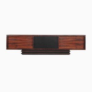 Geometrisches Art Deco Chef-Sideboard aus Palisander, 1950er
