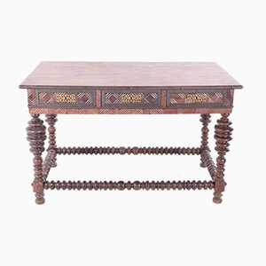 Antique Portuguese Console Table