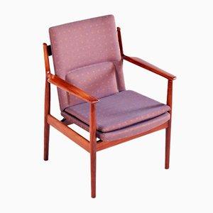 Chaise d'Appoint Modèle 431 Vintage par Arne Vodder pour Sibast