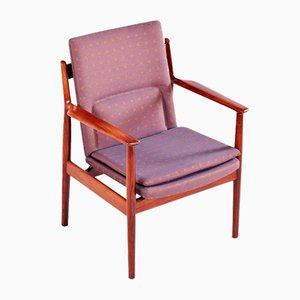 Chaise de Bureau Modèle 431 Vintage par Arne Vodder pour Sibast