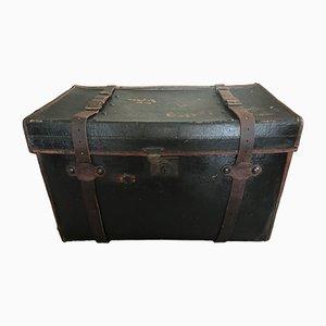 Baúl de viaje antiguo grande de Brian Finnigan para Finnigans