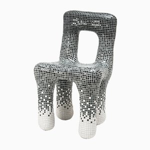Gradient Tiles Chair von Philipp Aduatz, 2018
