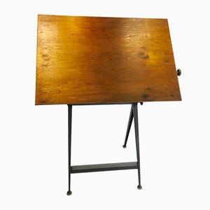 Table à Dessin Vintage par Friso Kramer & Wim Rietveld pour Ahrend De Cirkel, 1950s