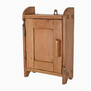 19th Century Country Pine Cupboard