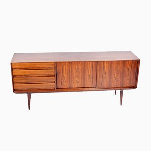 Danish Rosewood Model 18 Sideboard by Gunni Omann for Omann Jun, 1960s