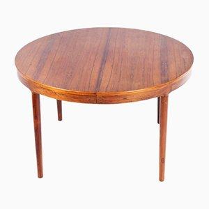 Danish Rosewood Model 68 Dining Table by Harry Østergaard for Randers Møbelfabrik, 1960s