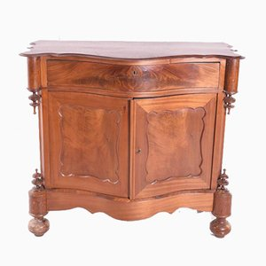 Antique English Walnut Dresser