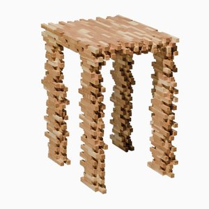Tabouret Interlaced par Philipp Aduatz, 2013