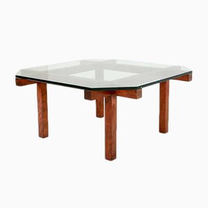 Vintage Coffee Table by Alfred Hendrickx for Belform