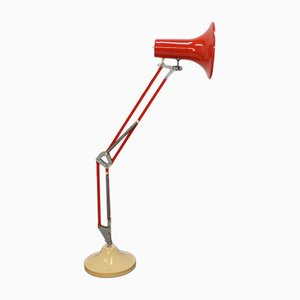 Lámpara de mesa danesa arquitectónica, años 70