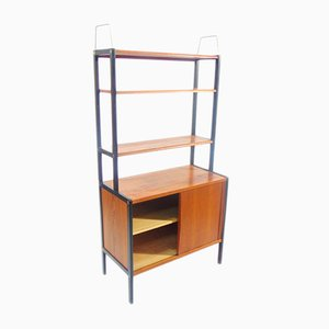 Swedish Teak Bookshelf from Bodafors, 1950s