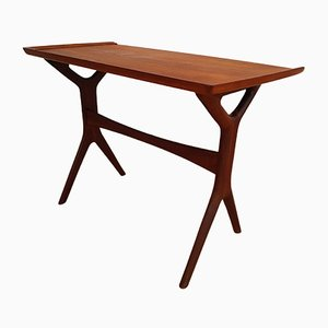 Danish Side Table by Johannes Andersen, 1960s