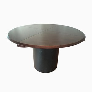 Table de Salle à Manger Quadrondo par Erwin Nagel pour Rosenthal, 1980s
