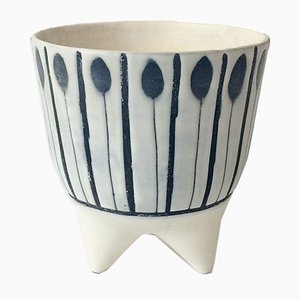 French Molaire Vase by Roger Capron, 1950s