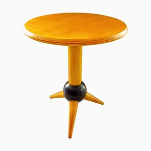 Französischer Sputnik Beistelltisch, 1960er