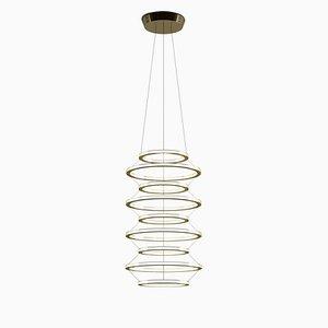 Lámpara colgante Rings de Fambuena Luminotecnia SL