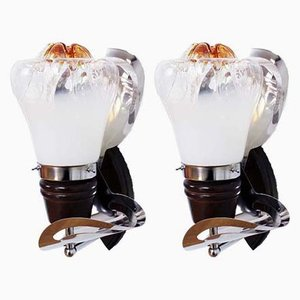 Vintage Wall Lights, Set of 2
